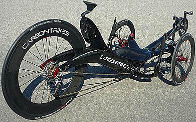 CARBONTRIKES Race Aero